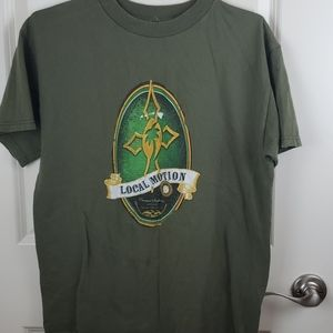 Graphic tee size M